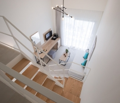 Loft Suites - second floor