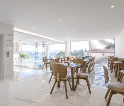 Aloe Suites - Restaurant