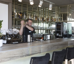 Aloe Suites - Cafe Bar
