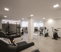 Aloe Suites - Gym