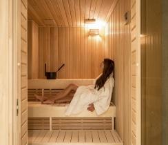 Aloe Suites - Sauna