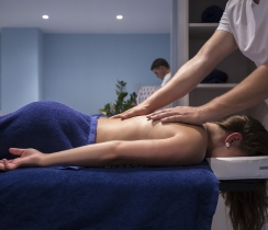 Aloe Suites - Excelsa - massage room