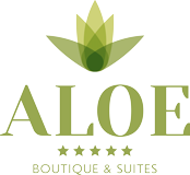 Aloe Boutique & Suites Logo