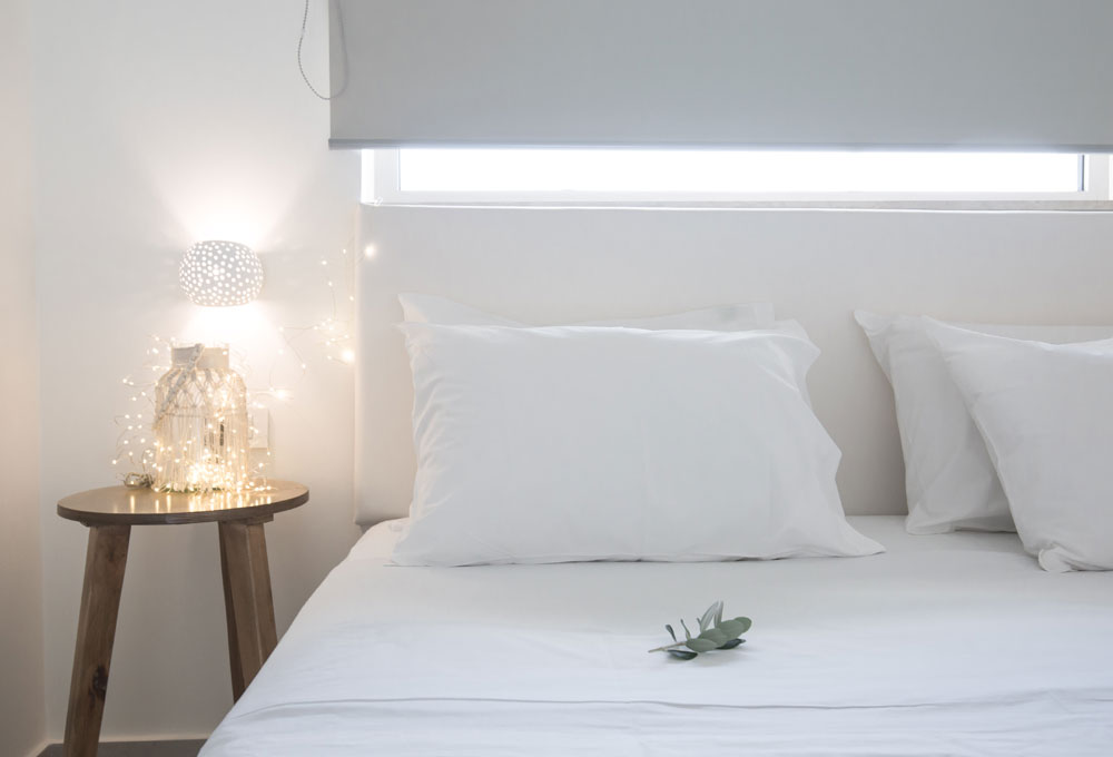 Executive Loft Suite Bedroom